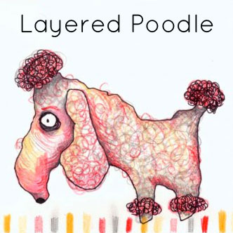 Layered Poodle
