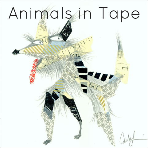 Animals in Tape