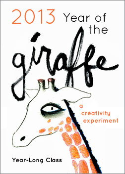 Upcoming Online Class: Year of the Giraffe