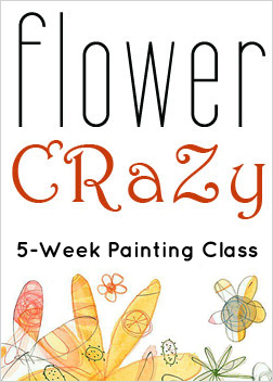 Flower Crazy with Carla Sonheim