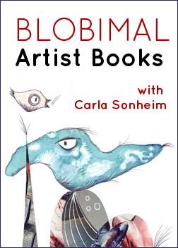 Blobimal Artist Books