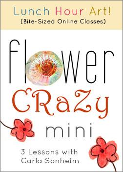 Flower Crazy Mini – Online Class