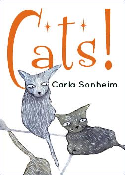 Cats! Online Class with Carla Sonheim