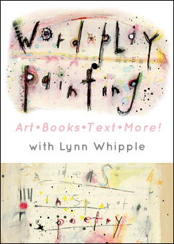 Wordplay Painting – with Lynn Whipple