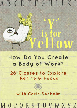 """Y"" is for Yellow Summer"