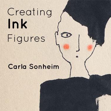 Creating Ink Figures