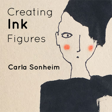 headshot of Creating Ink Figures