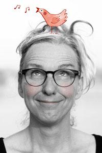 headshot of Nelleke Verhoeff