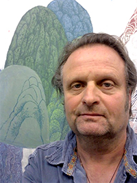 headshot of Henrik Drescher