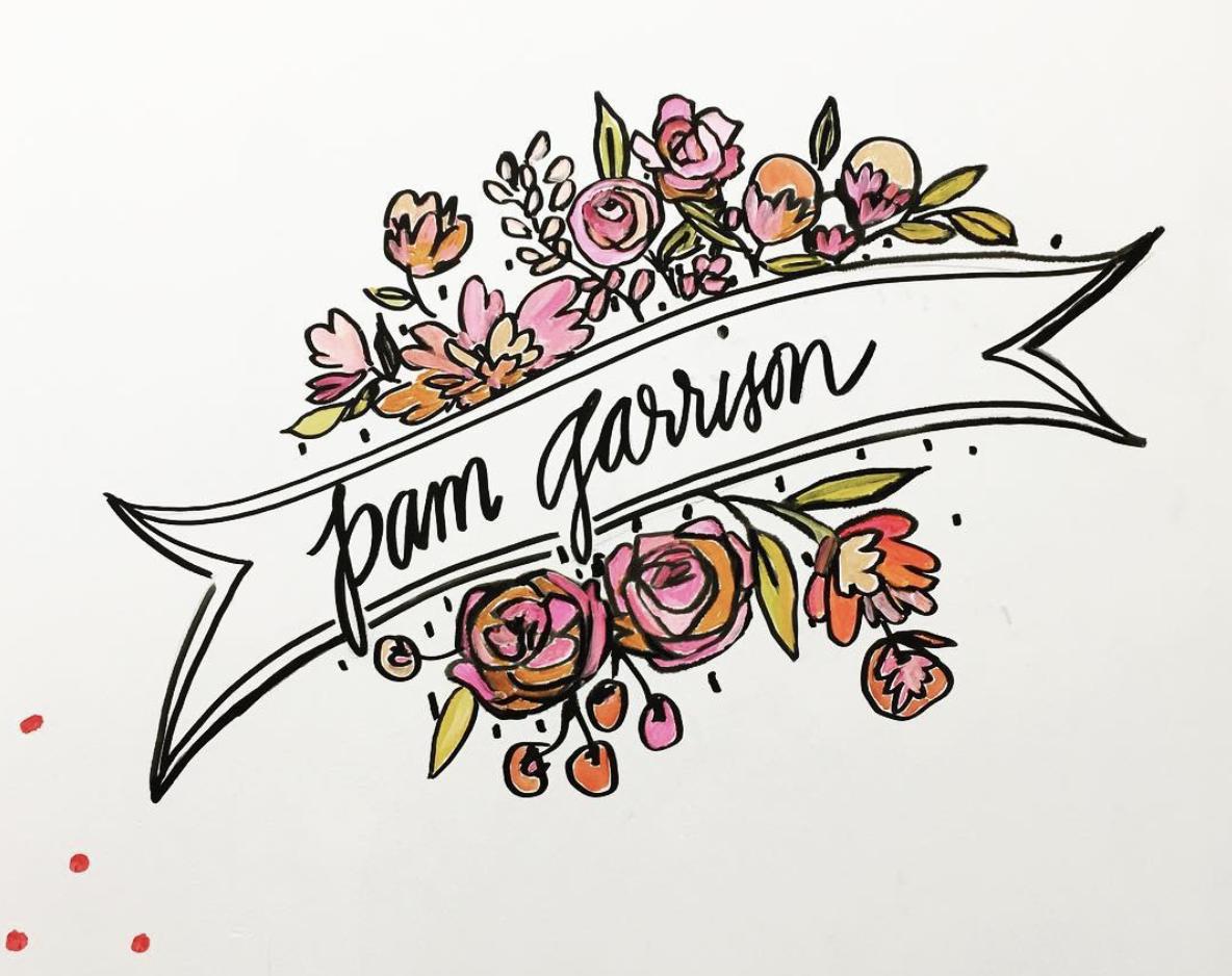 headshot of Pam Garrison