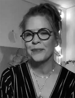 headshot of Camilla Engman
